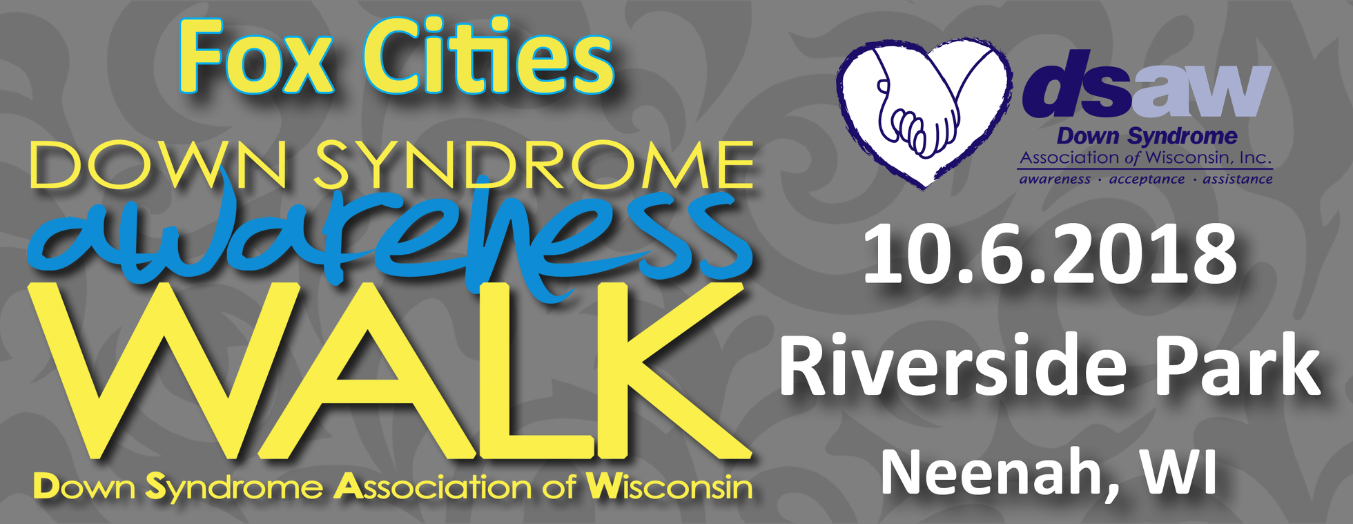 Fox Cities Down Syndrome Awareness Walk 2018